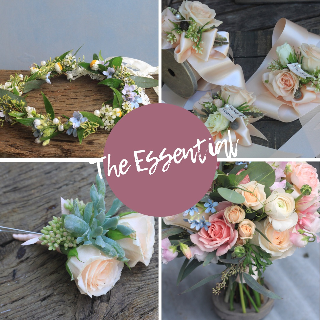 foxgloves flowers victoria bc florist elopement delivery-included the essential elopement package