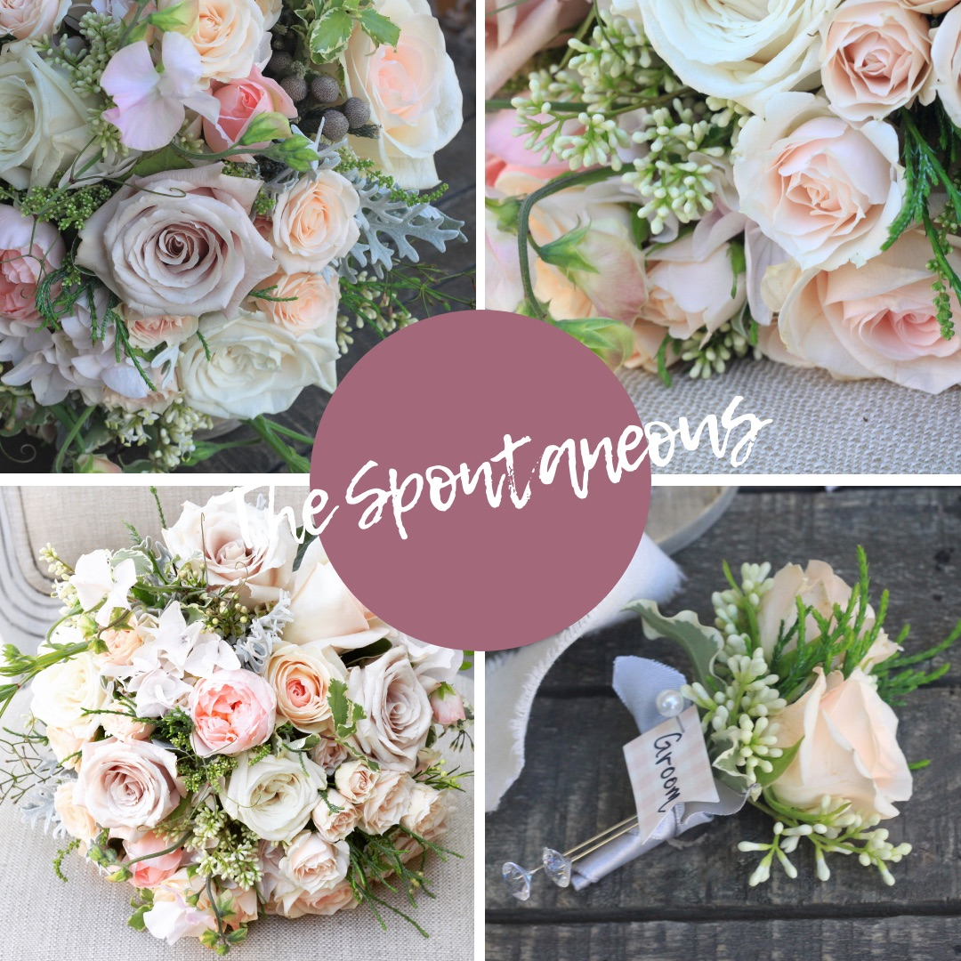 foxgloves flowers victoria bc florist elopement delivery-included the spontaneous elopement package