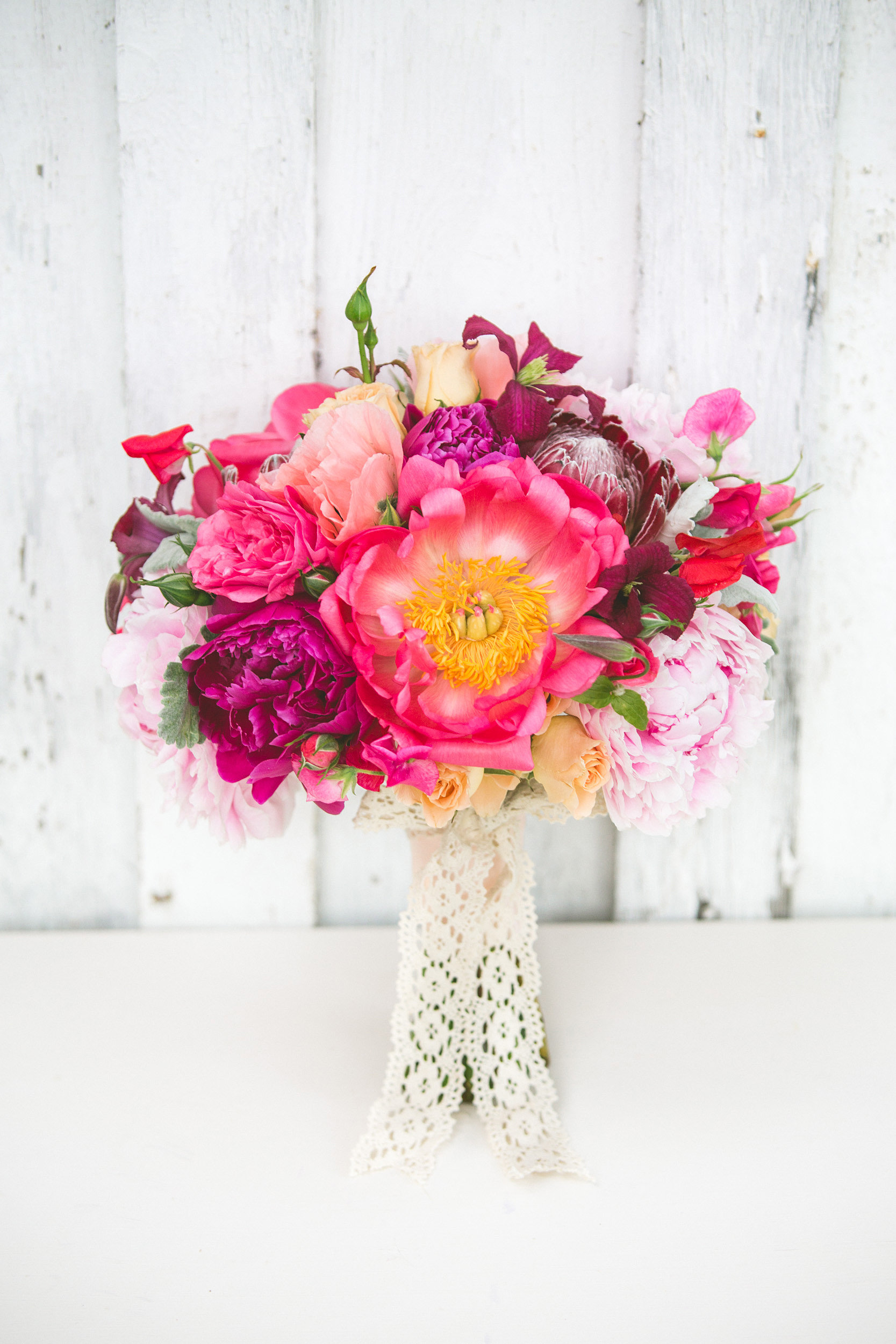 Wedding Bells Magazine- Most Beautiful Bouquets of 2014 - Foxgloves ...