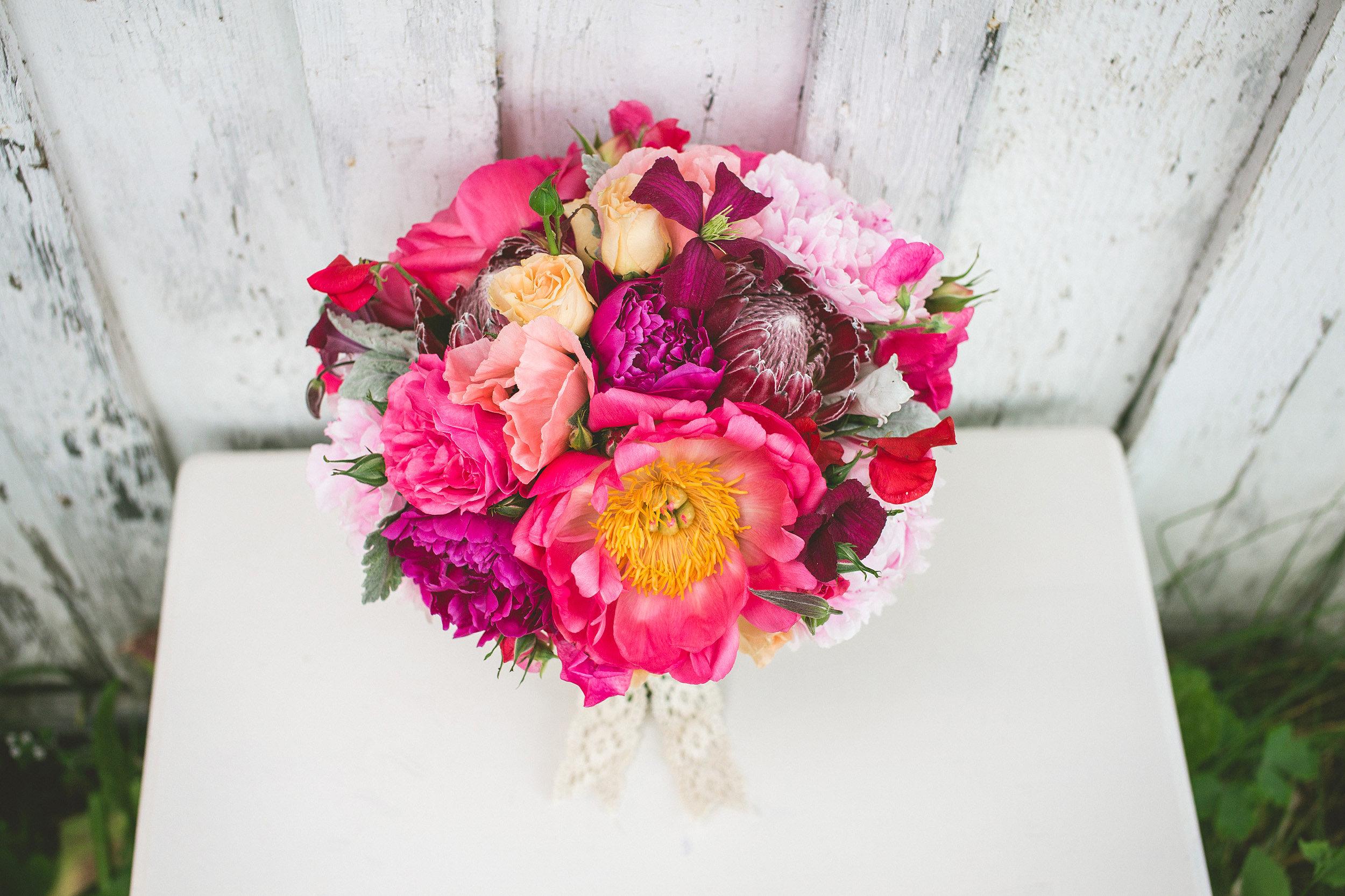 Wedding Bells Magazine- Most Beautiful Bouquets of 2014 ...