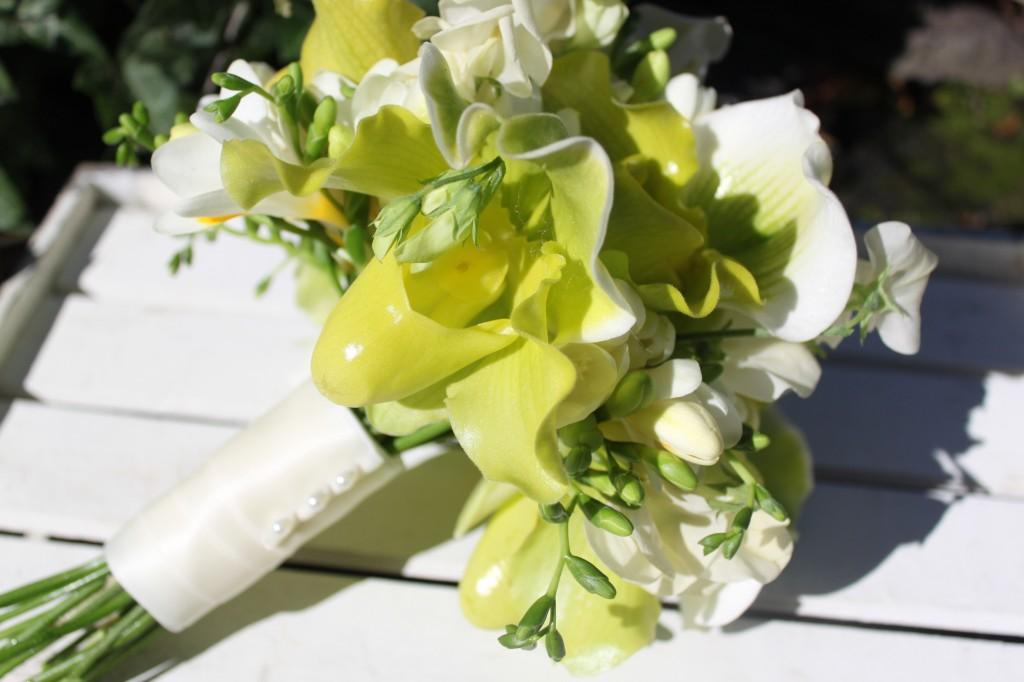 Lady Slipper Orchid Bouquet