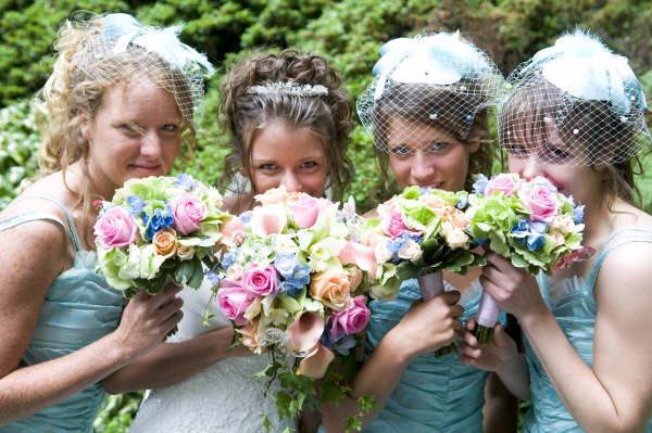 Cotton Candy Bouquets