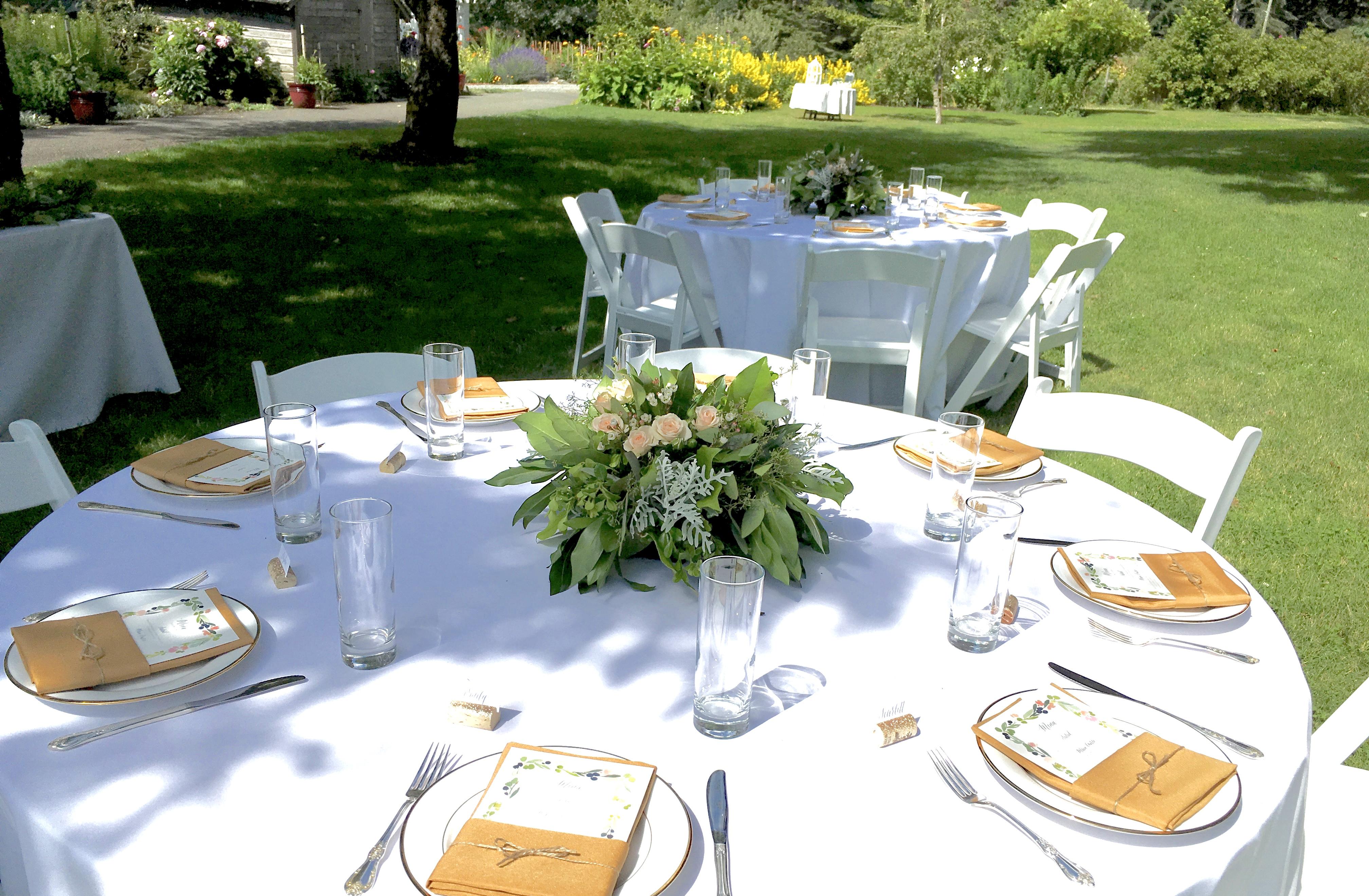 Garden Table Centre