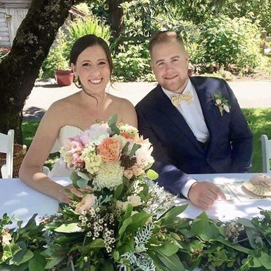Vineyard Wedding – Nicola and Kristen