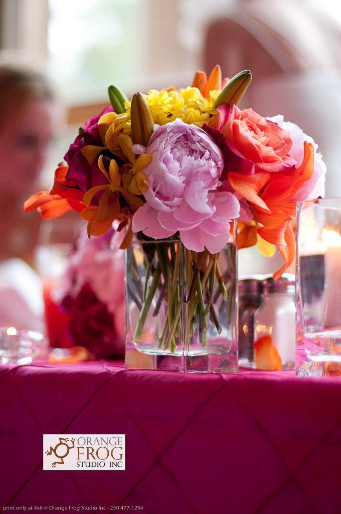 Colourful Tablescape