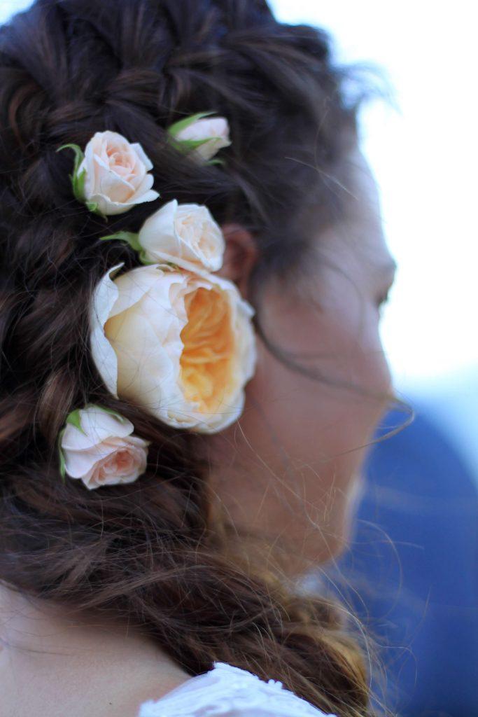 Hair Blooms