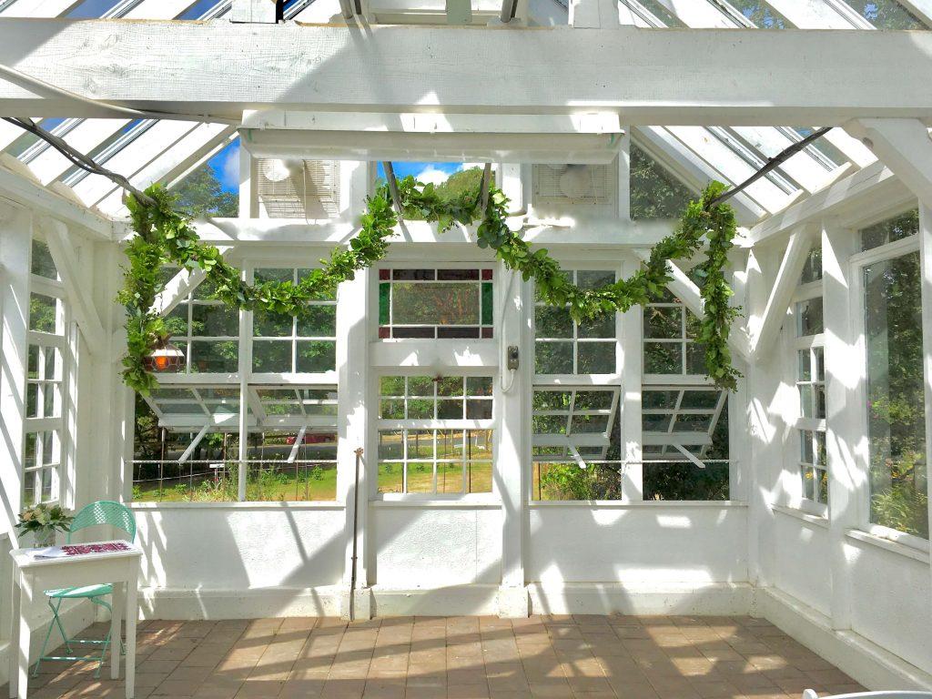 Starling Lane Winery Greenhouse
