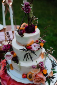 Simple Boho Wedding